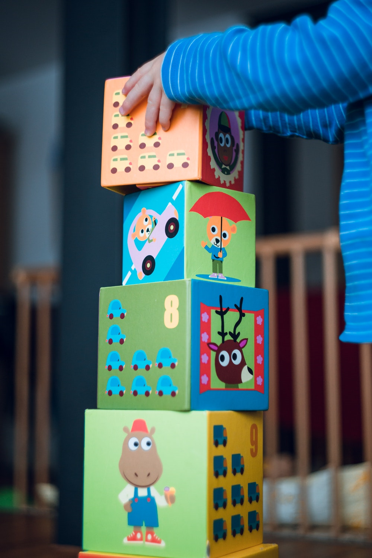 schaalvergroting in kinderopvang - Samenwerkende Kinderopvang - Blokkentoren